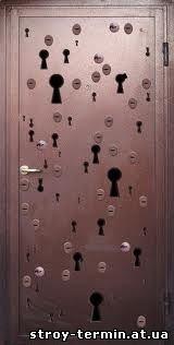 двері